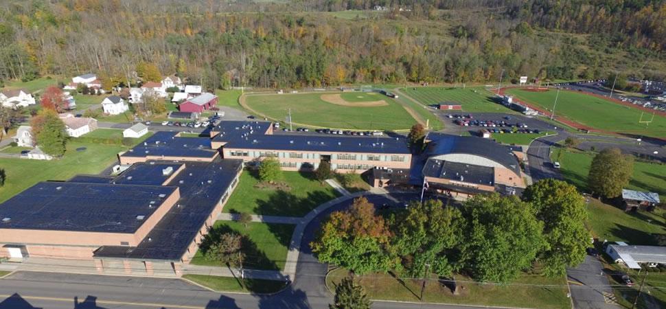 Canton Area High School Alma Mater